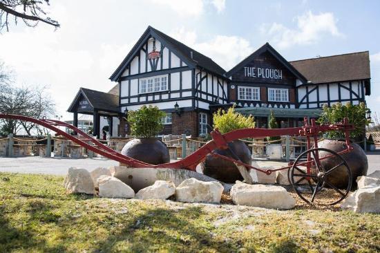 Plough pub Enfield